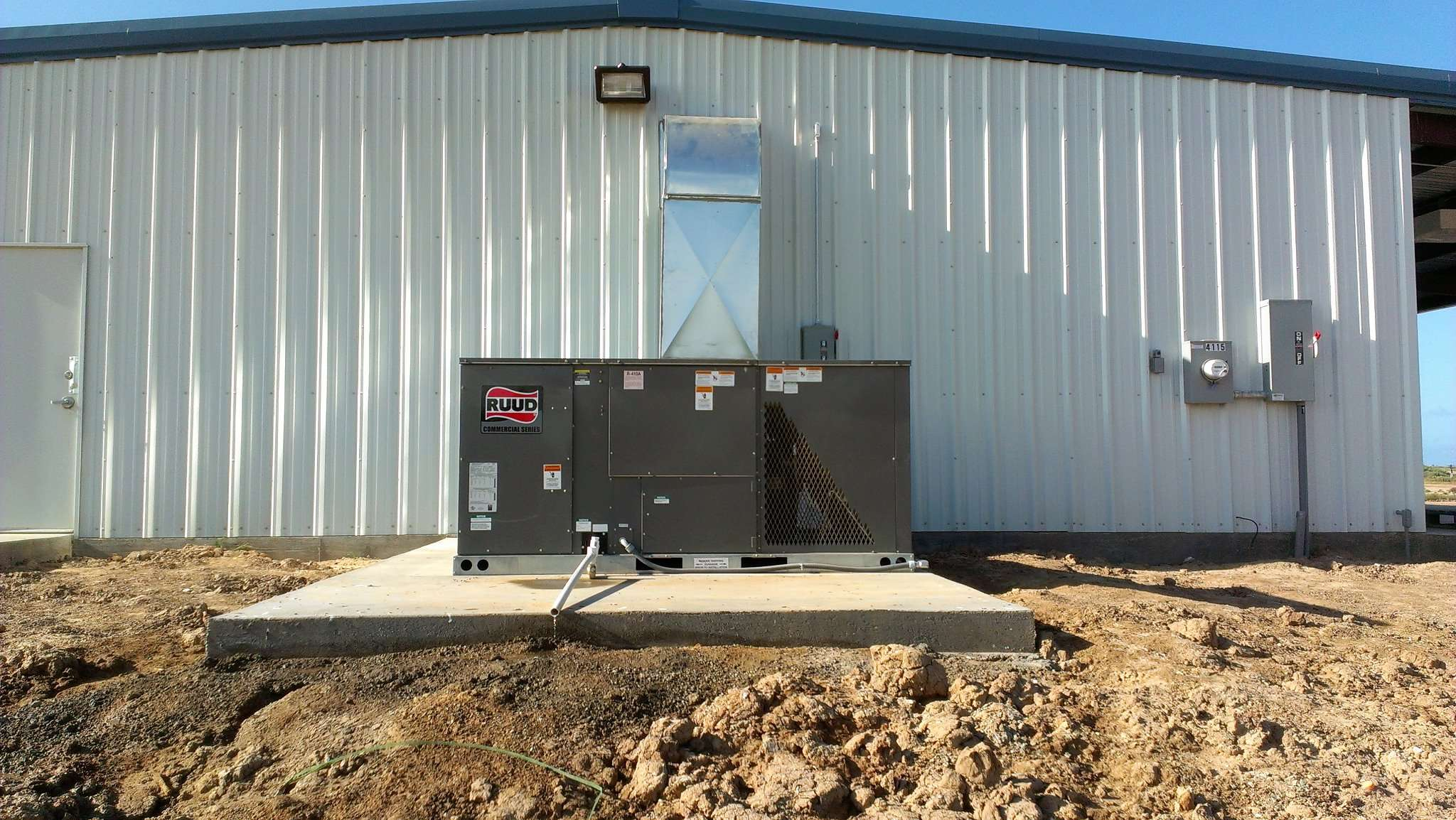 Commercial Install Clute, Brazoria County, Houston